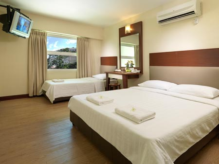 accommodation in malacca hotels