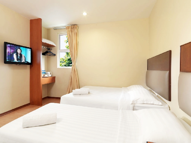 accommodation in malacca